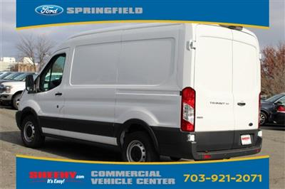 2018 Transit 150 Med Roof 4x2,  Empty Cargo Van #GB45370 - photo 4