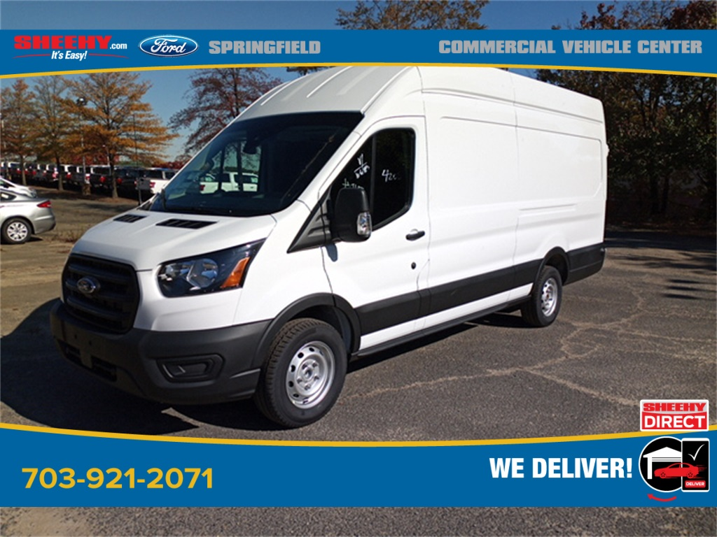 2020 Ford Transit 250 High Roof 4x2, Empty Cargo Van #GB51671 - photo 5