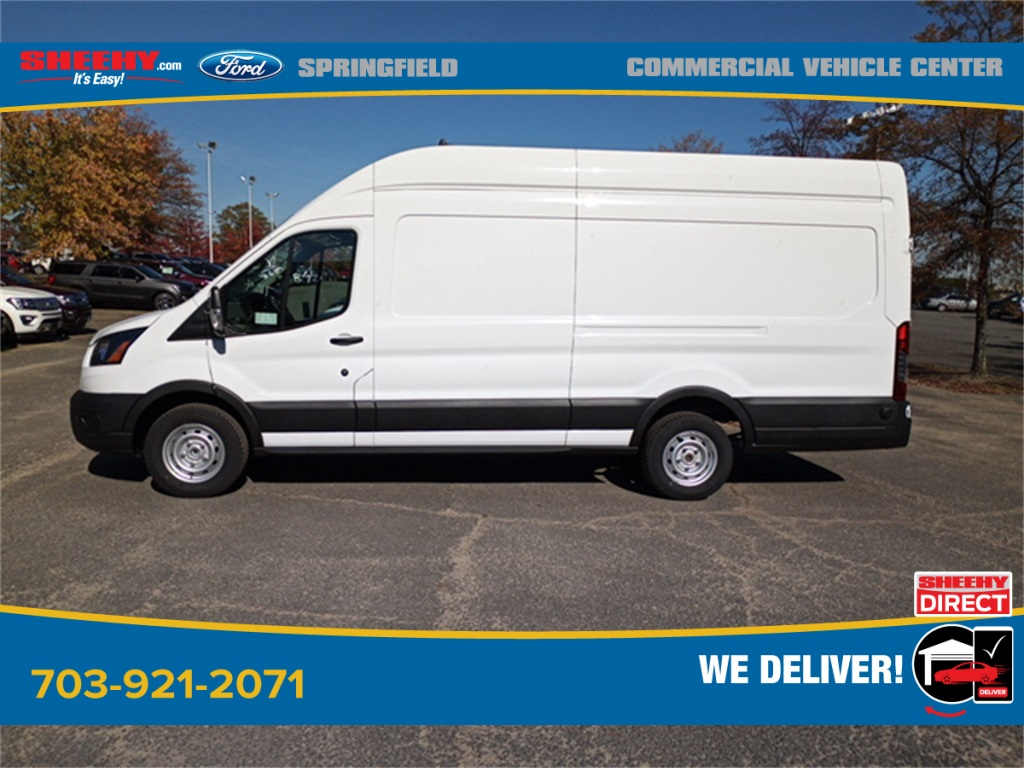 2020 Ford Transit 250 High Roof 4x2, Empty Cargo Van #GB51671 - photo 6