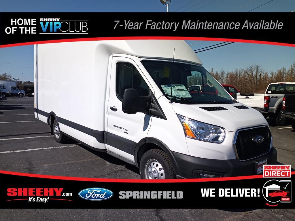2020 Ford Transit 350 AWD, Unicell Cutaway Van #GB53651 - photo 1