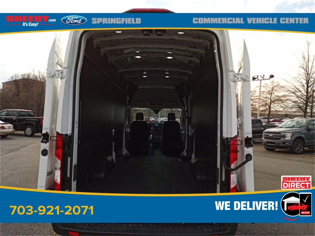 2020 Ford Transit 250 High Roof 4x2, Empty Cargo Van #GB54033 - photo 1