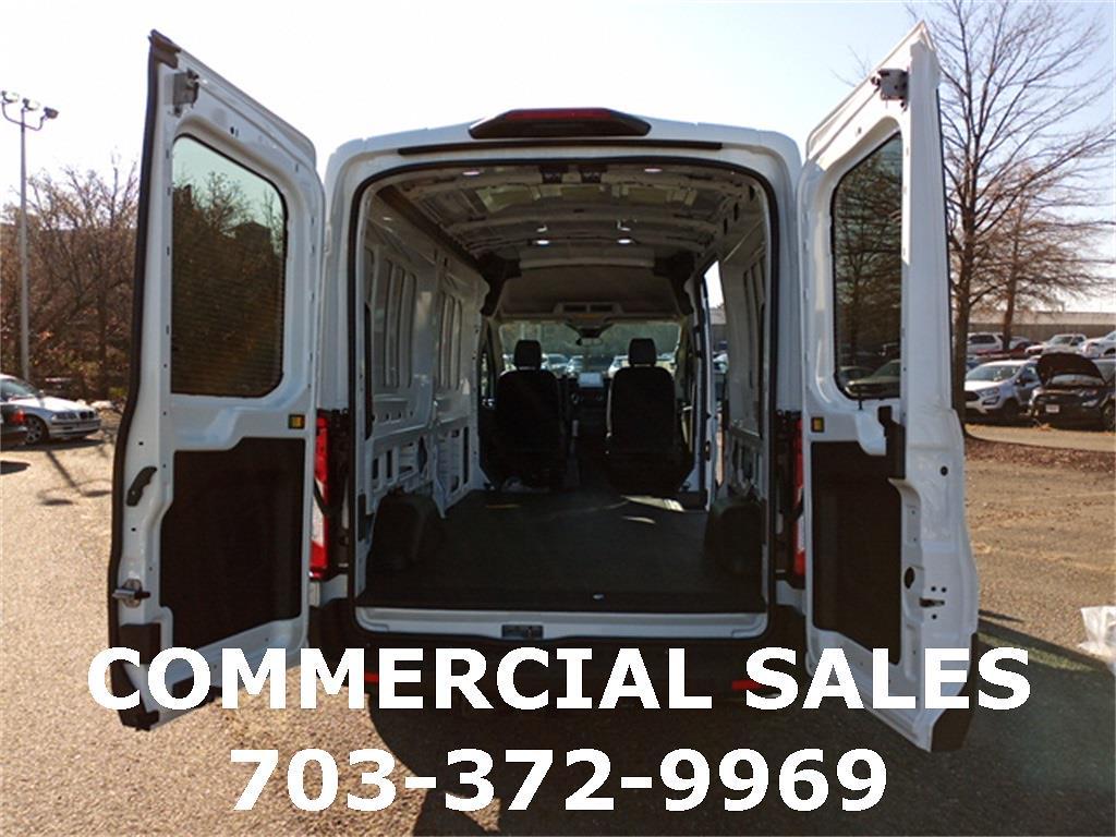 2020 Ford Transit 350 Med Roof 4x2, Empty Cargo Van #GB54036 - photo 11