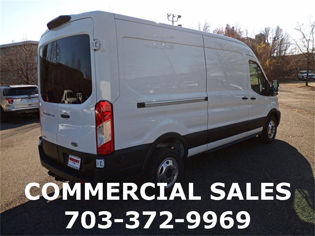 2020 Ford Transit 350 Med Roof 4x2, Empty Cargo Van #GB54036 - photo 4