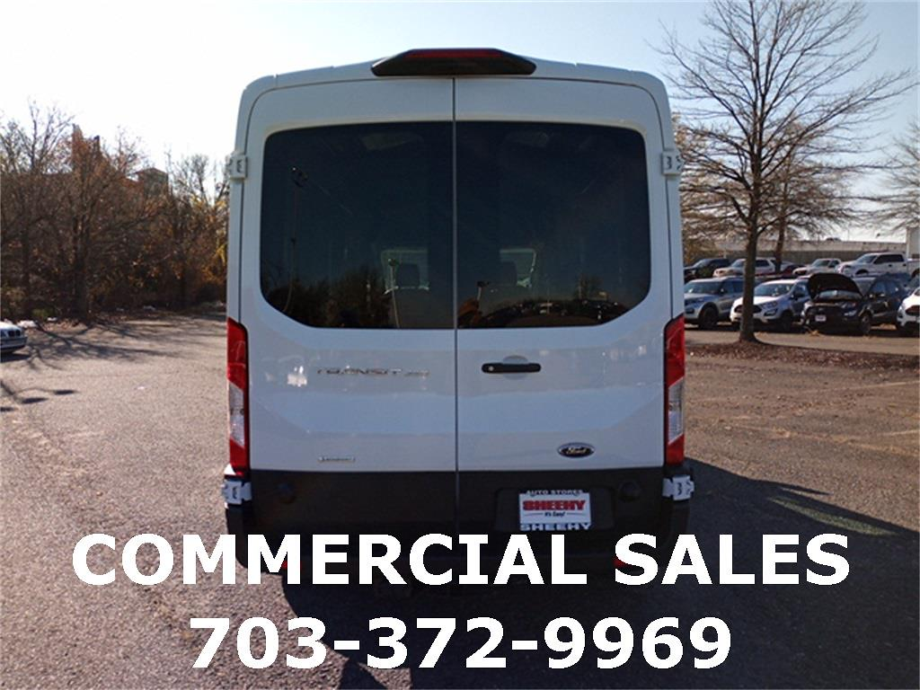 2020 Ford Transit 350 Med Roof 4x2, Empty Cargo Van #GB54036 - photo 8