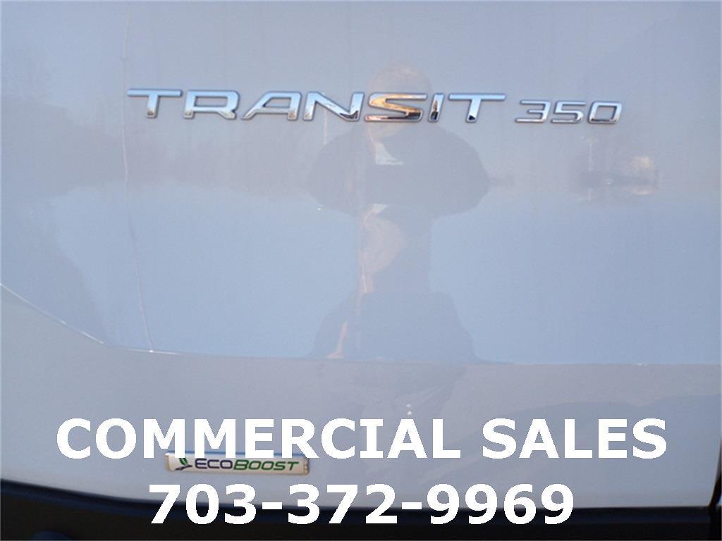 2020 Ford Transit 350 Med Roof 4x2, Empty Cargo Van #GB54036 - photo 9