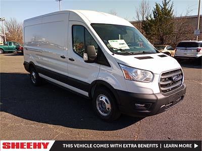 2020 Ford Transit 350 Med Roof 4x2, Empty Cargo Van #GB54036 - photo 1