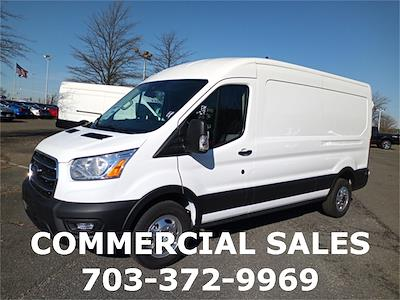 2020 Ford Transit 350 Med Roof 4x2, Empty Cargo Van #GB54036 - photo 6