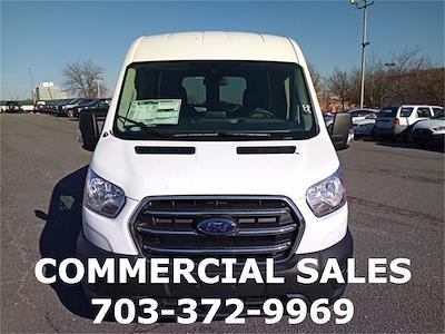 2020 Ford Transit 350 Med Roof 4x2, Empty Cargo Van #GB54036 - photo 7