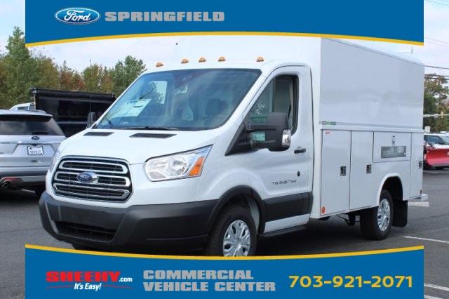2019 Transit 350 4x2,  Reading Aluminum CSV Service Utility Van #GB57560 - photo 3
