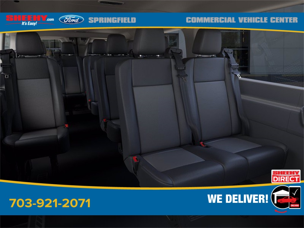 2020 Ford Transit 350 Low Roof 4x2, Passenger Wagon #GB58540 - photo 11