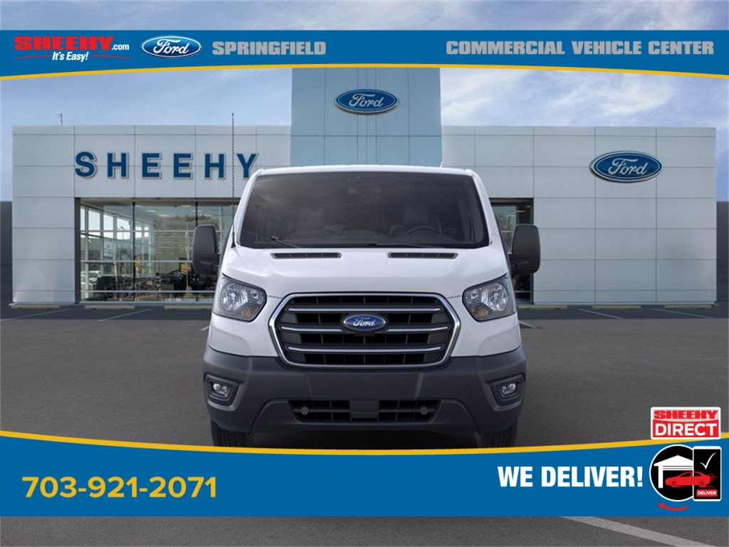 2020 Ford Transit 350 Low Roof 4x2, Passenger Wagon #GB58540 - photo 3