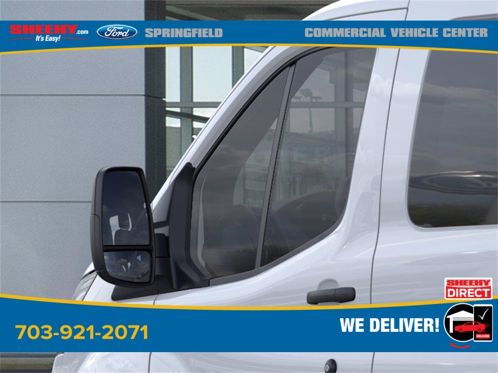 2020 Ford Transit 350 Low Roof 4x2, Passenger Wagon #GB58540 - photo 20