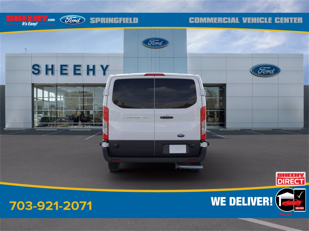 2020 Ford Transit 350 Low Roof 4x2, Passenger Wagon #GB58540 - photo 8