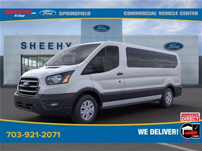 2020 Ford Transit 350 Low Roof 4x2, Passenger Wagon #GB58540 - photo 4