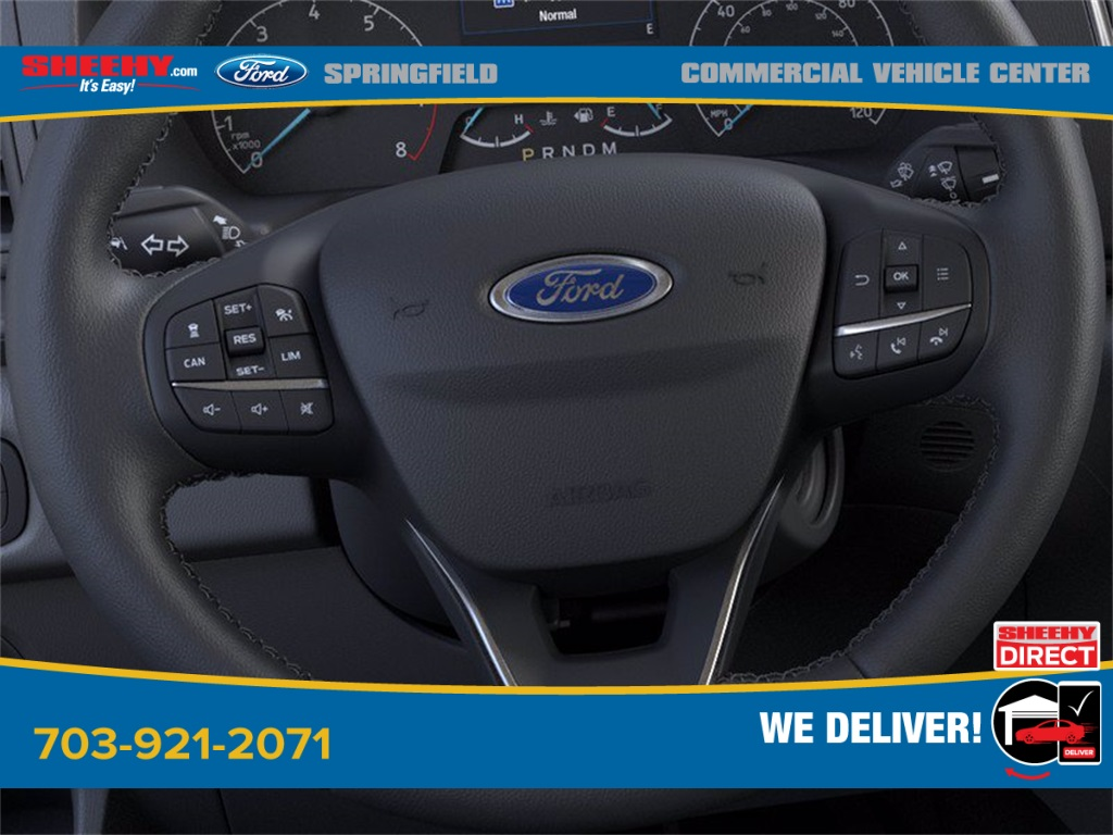 2020 Ford Transit 350 Med Roof 4x2, Passenger Wagon #GB58541 - photo 12