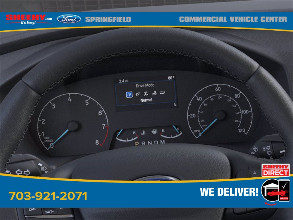 2020 Ford Transit 350 Med Roof 4x2, Passenger Wagon #GB58541 - photo 13