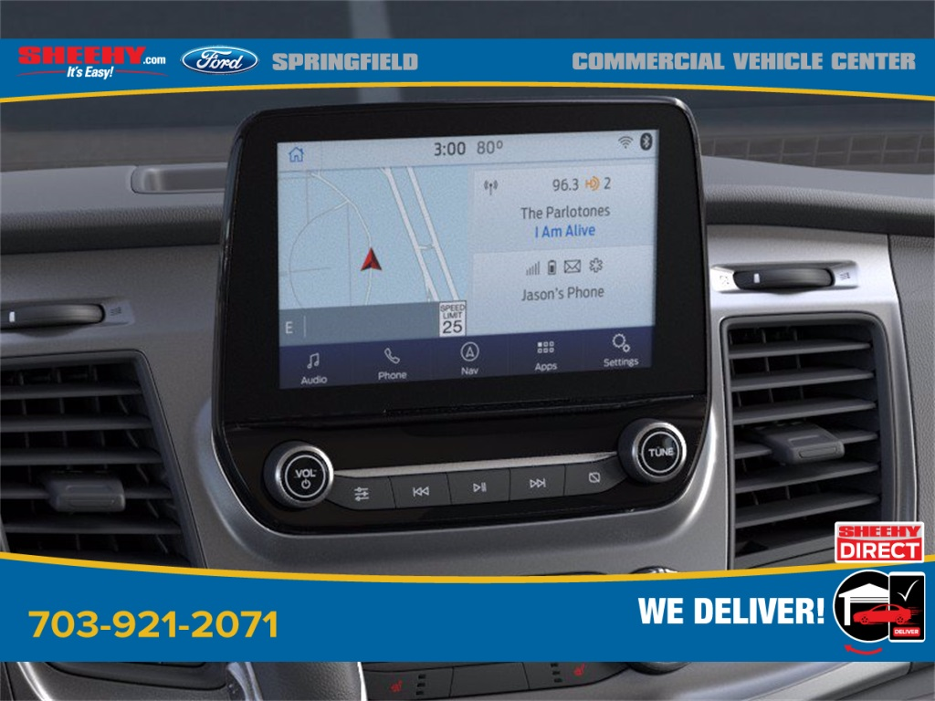 2020 Ford Transit 350 Med Roof 4x2, Passenger Wagon #GB58541 - photo 14