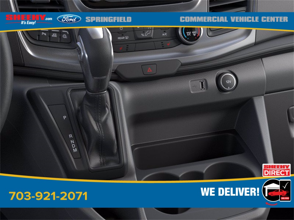 2020 Ford Transit 350 Med Roof 4x2, Passenger Wagon #GB58541 - photo 15