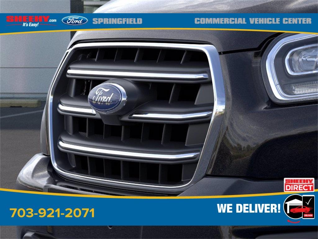 2020 Ford Transit 350 Med Roof 4x2, Passenger Wagon #GB58541 - photo 17