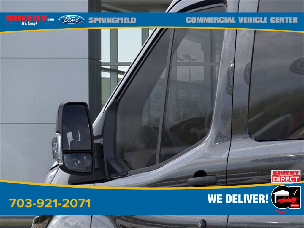 2020 Ford Transit 350 Med Roof 4x2, Passenger Wagon #GB58541 - photo 20