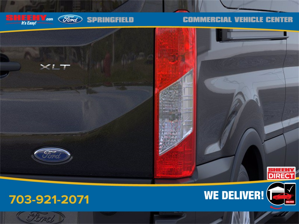 2020 Ford Transit 350 Med Roof 4x2, Passenger Wagon #GB58541 - photo 21