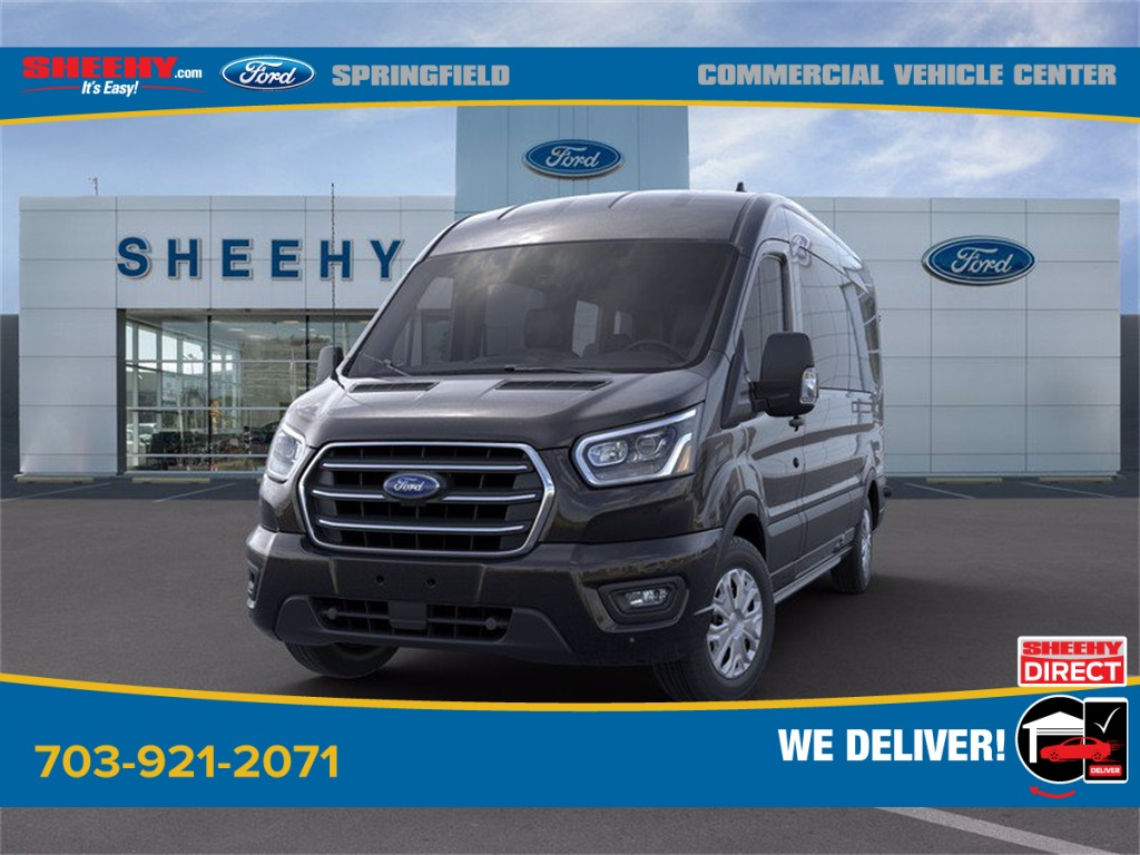 2020 Ford Transit 350 Med Roof 4x2, Passenger Wagon #GB58541 - photo 5