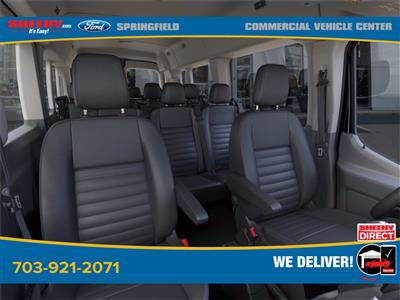 2020 Ford Transit 350 Med Roof 4x2, Passenger Wagon #GB58541 - photo 10