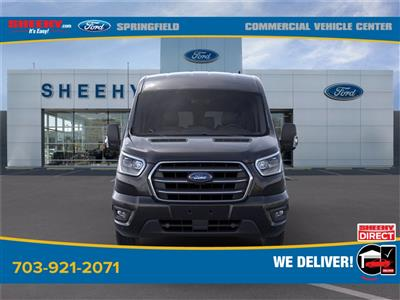 2020 Ford Transit 350 Med Roof 4x2, Passenger Wagon #GB58541 - photo 3