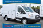 2019 Transit 350 HD DRW 4x2,  Reading Aluminum CSV Service Utility Van #GB61185 - photo 3