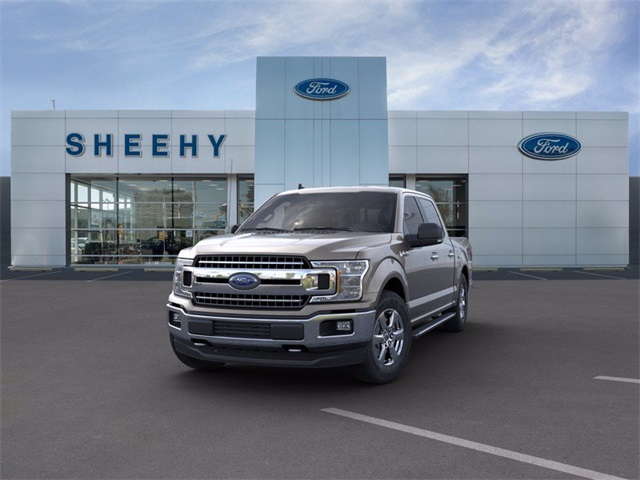 2020 F-150 SuperCrew Cab 4x4, Pickup #GB62718 - photo 2