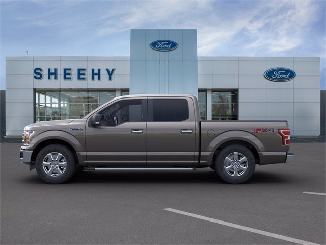 2020 F-150 SuperCrew Cab 4x4, Pickup #GB62718 - photo 5