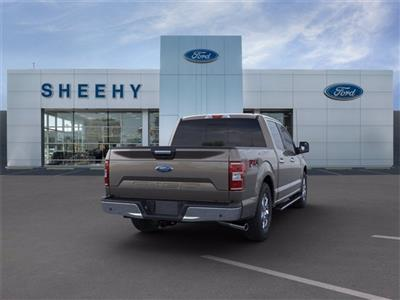 2020 F-150 SuperCrew Cab 4x4, Pickup #GB62718 - photo 8