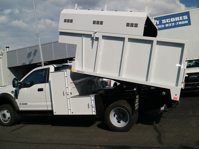 2018 F-550 Regular Cab DRW,  Southco Industries Chipper Body #GB63588 - photo 31