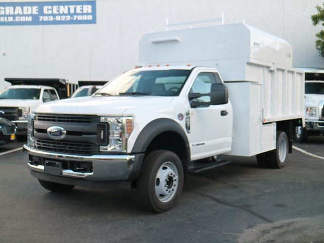 2018 F-550 Regular Cab DRW,  Southco Industries Chipper Body #GB63588 - photo 4