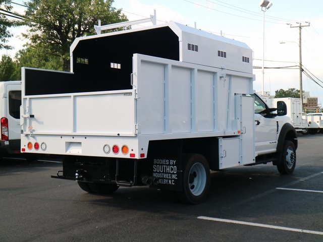 2018 F-550 Regular Cab DRW,  Southco Industries Chipper Body #GB63588 - photo 2