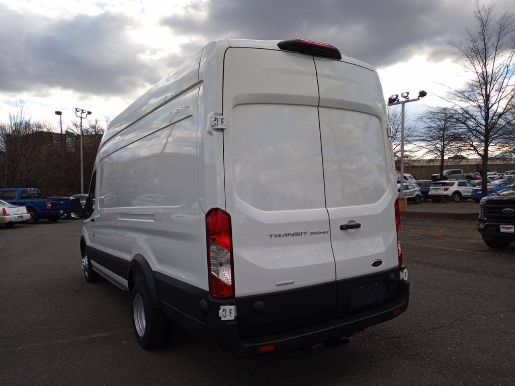 2020 Ford Transit 350 HD High Roof DRW 4x2, Empty Cargo Van #GB63818 - photo 4