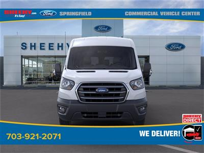 2020 Ford Transit 350 Med Roof 4x2, Passenger Wagon #GB65870 - photo 3