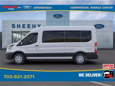2020 Ford Transit 350 Med Roof 4x2, Passenger Wagon #GB65870 - photo 6