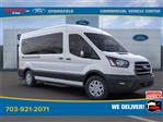 2020 Ford Transit 350 Med Roof 4x2, Passenger Wagon #GB65870 - photo 1