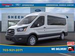 2020 Ford Transit 350 Med Roof 4x2, Passenger Wagon #GB65870 - photo 4