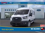 2020 Ford Transit 350 Med Roof 4x2, Passenger Wagon #GB65870 - photo 5