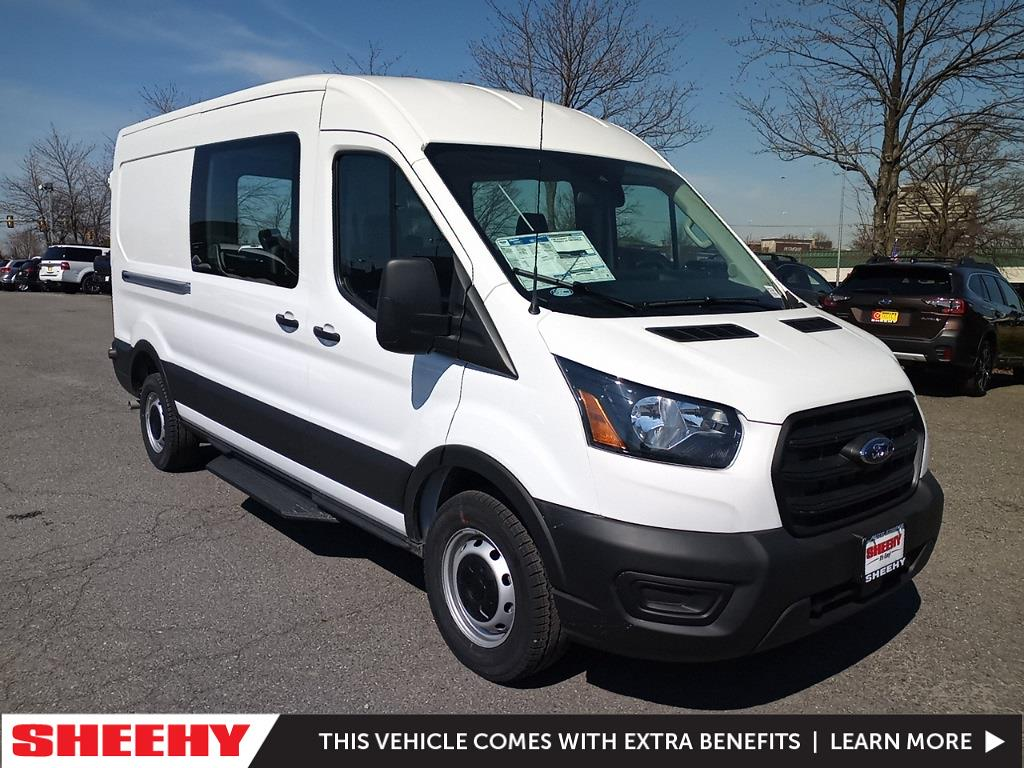 2020 Ford Transit 250 Med Roof 4x2, Crew Van #GB67677 - photo 1
