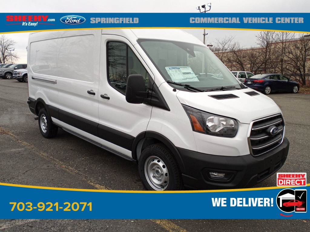 2020 Ford Transit 150 Med Roof 4x2, Empty Cargo Van #GB71063 - photo 1