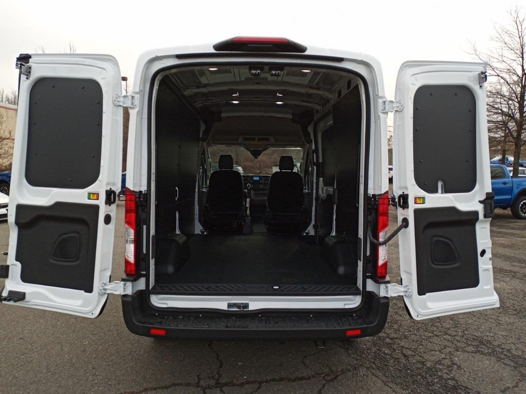 2020 Ford Transit 250 Med Roof 4x2, Empty Cargo Van #GB71065 - photo 12