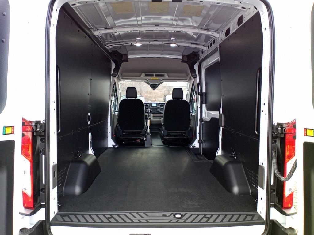 2020 Ford Transit 250 Med Roof 4x2, Empty Cargo Van #GB71065 - photo 2
