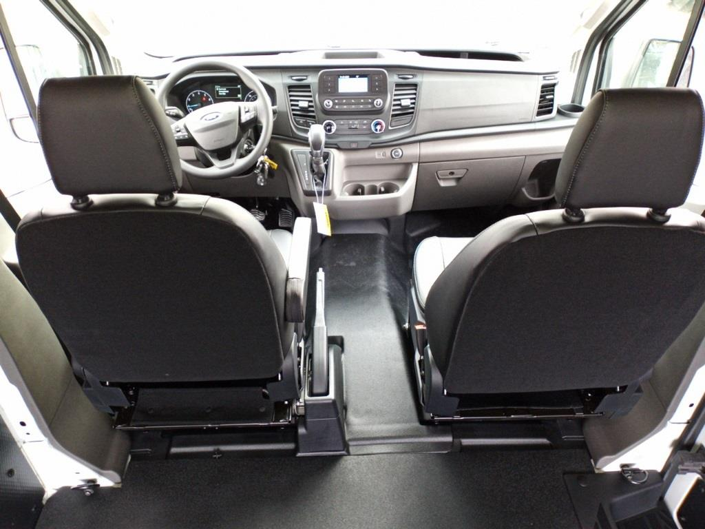 2020 Ford Transit 250 Med Roof 4x2, Empty Cargo Van #GB71065 - photo 17