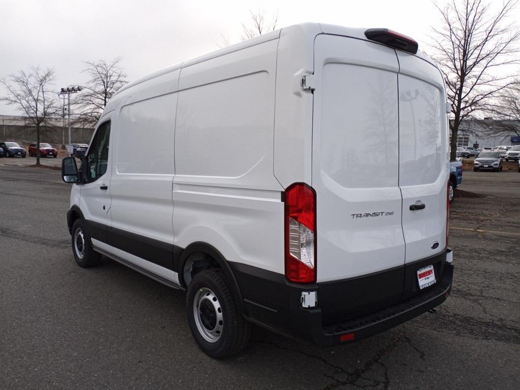 2020 Ford Transit 250 Med Roof 4x2, Empty Cargo Van #GB71065 - photo 4