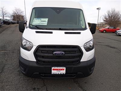 2020 Ford Transit 250 Med Roof 4x2, Empty Cargo Van #GB71065 - photo 6