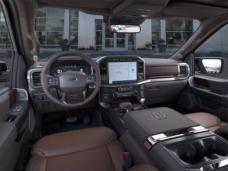 2021 Ford F-150 SuperCrew Cab 4x4, Pickup #GB76081 - photo 9