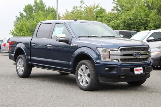2019 F-150 SuperCrew Cab 4x4,  Pickup #GB77704 - photo 1